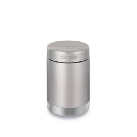 Klean Kanteen - Insulated 16oz Food Canister (w/Stainless Lid) - Brushed Stainless