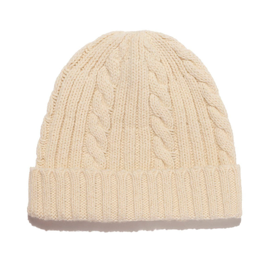 Outerknown - Fisherman Beanie - Birch