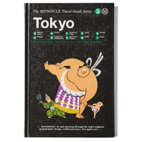 Gestalten - The Monocle Travel Guide Series - Tokyo