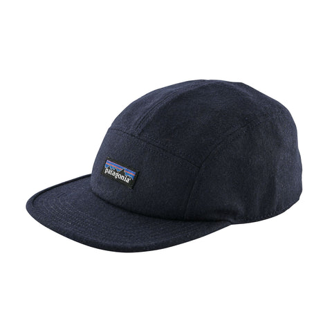 Patagonia - Recycled Wool Cap - Navy