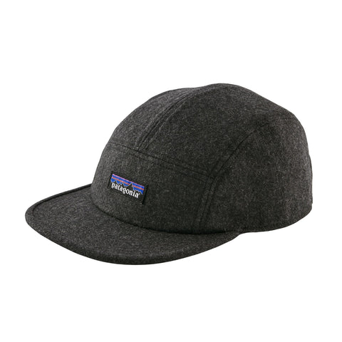 Patagonia - Recycled Wool Cap - Forge Grey