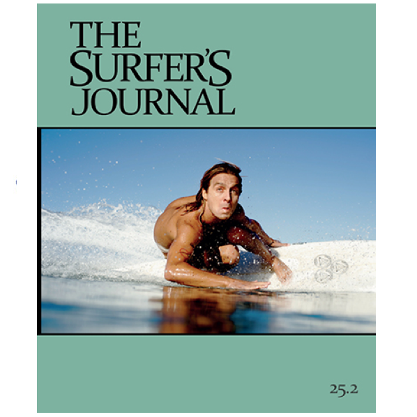 The Surfer's Journal - Issue #25.2