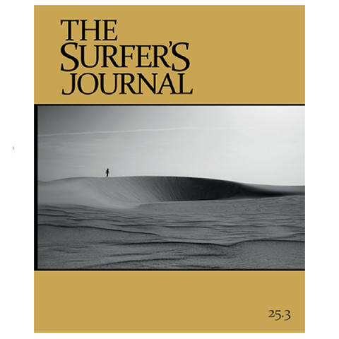 The Surfer's Journal - Issue #25.3