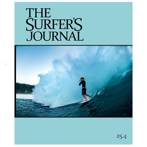 The Surfer's Journal - Issue #25.4