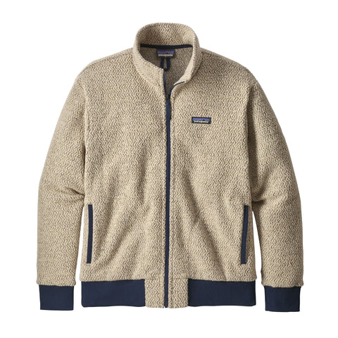Patagonia - Woolyester Fleece Jacket - Oatmeal
