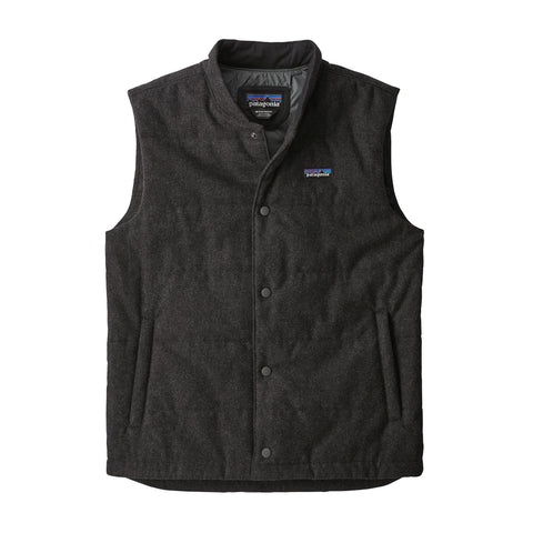 Patagonia - Recycled Wool Vest - Forge Grey