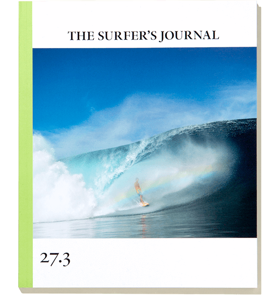 The Surfer's Journal - Issue #27.