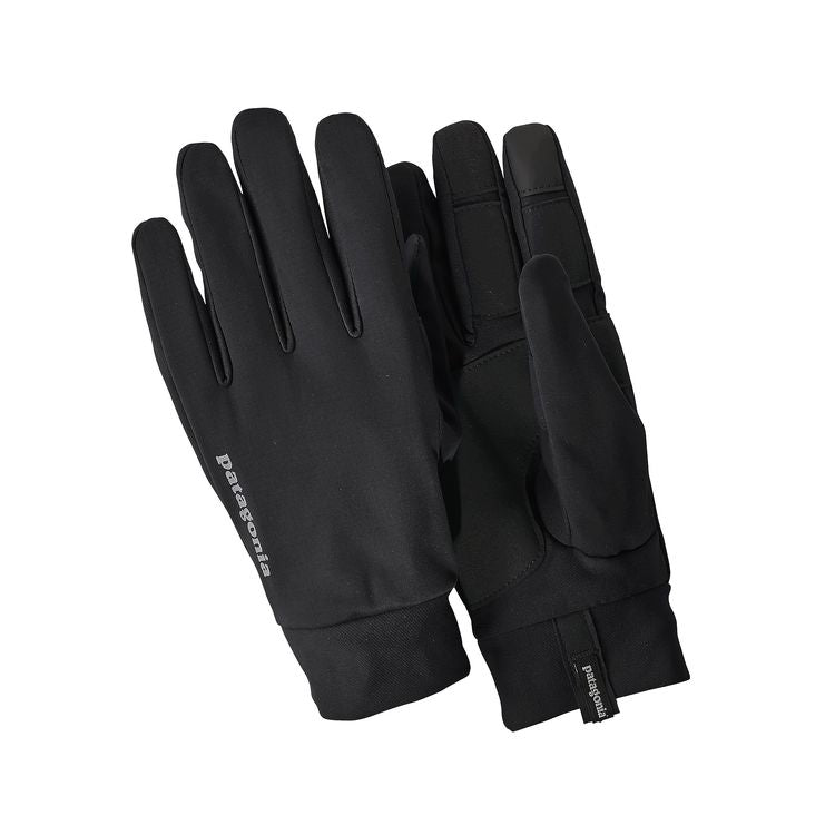 Patagonia - Wind Shield Gloves - Black