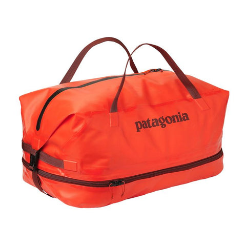 Patagonia - Stormfront Wet/Dry Duffel - Cusco Orange