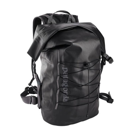 Stormfront Roll Top Pack - Black