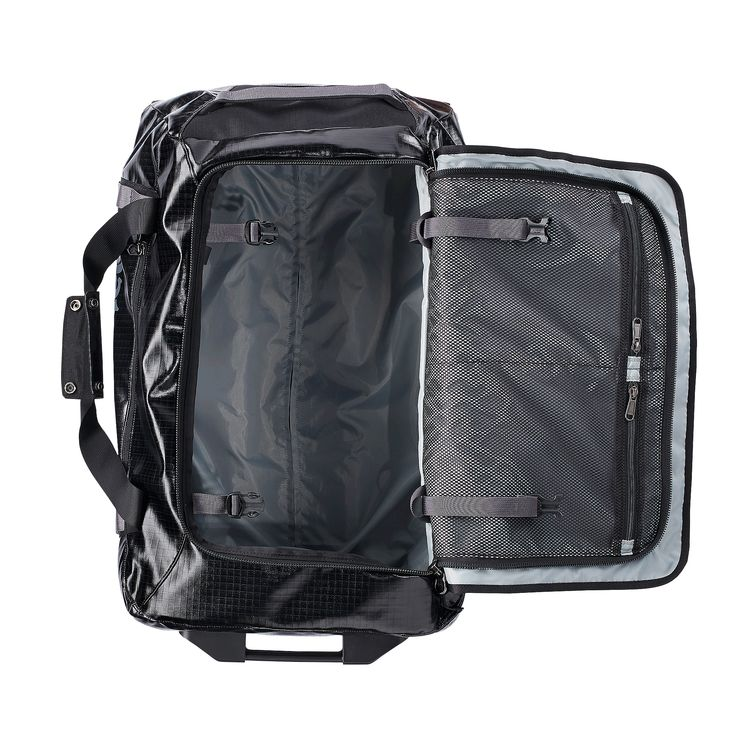 Patagonia - Black Hole Wheeled Duffel Bag (70L) - Black
