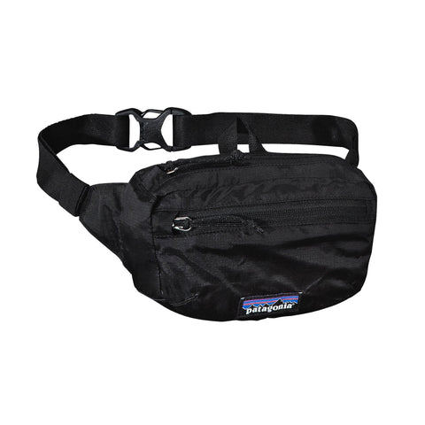 Patagonia - LW Travel Mini Hip Pack - Black