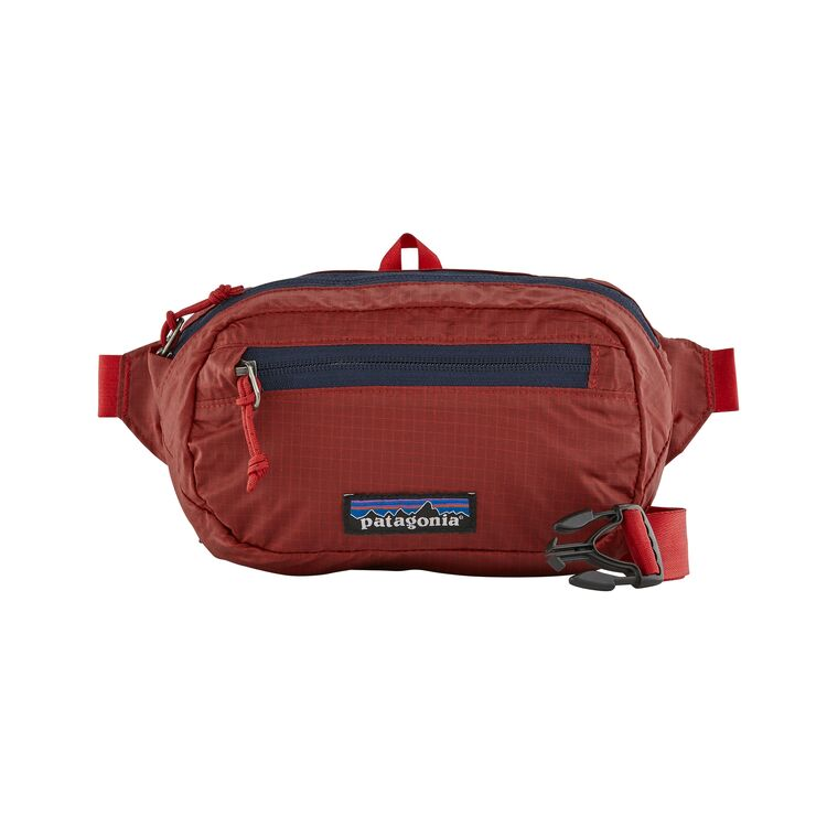 Patagonia - Ultralight Black Hole Mini hip pack (1L) - Rincon Red