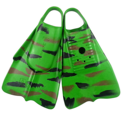 DaFin - Swimming Fins Zak Noyle - Green Camo