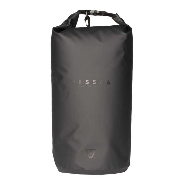 7 Seas 20 liter Dry Bag - Black