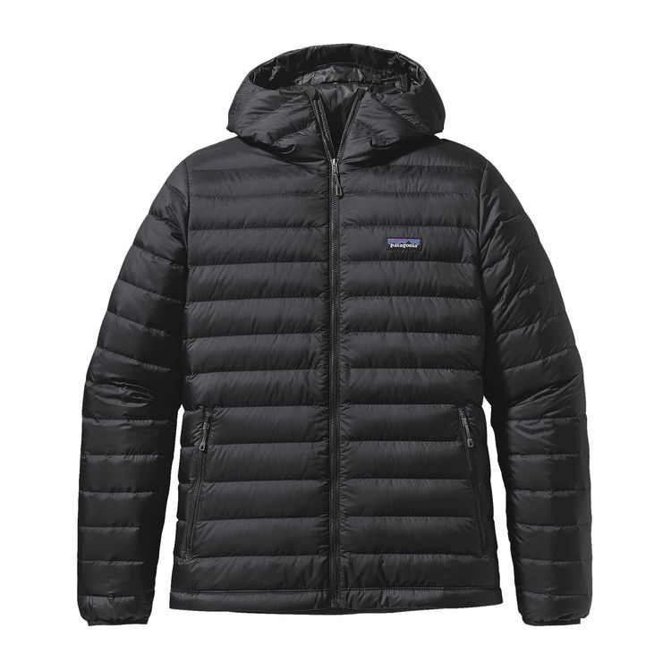 Patagonia - Down Sweater Hoody - Black