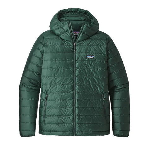 Patagonia - Down Sweater Hoody - Micro Green
