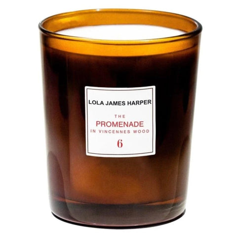 Lola James Harper - Candle #6 - The Promenade in Vincennes Wood