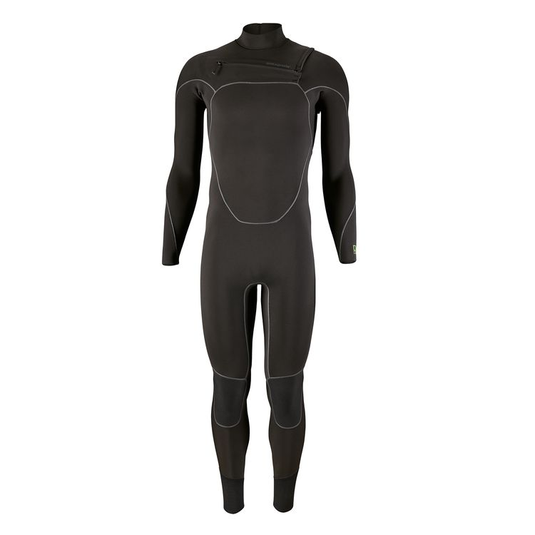 Patagonia - R2 Yulex FZ Full Suit - Black