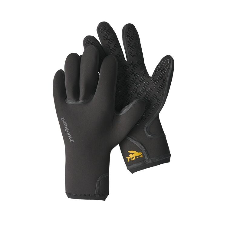 Patagonia - *NEW* R3 Yulex Gloves - Black