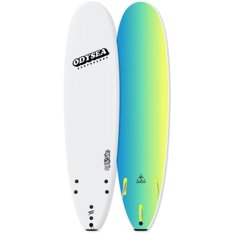 Odysea - 8'0 Log - White