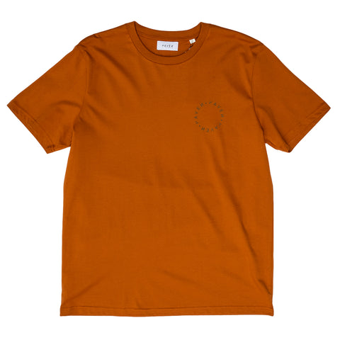 H A V E И - Antwerp Surf Club Tee - Rust