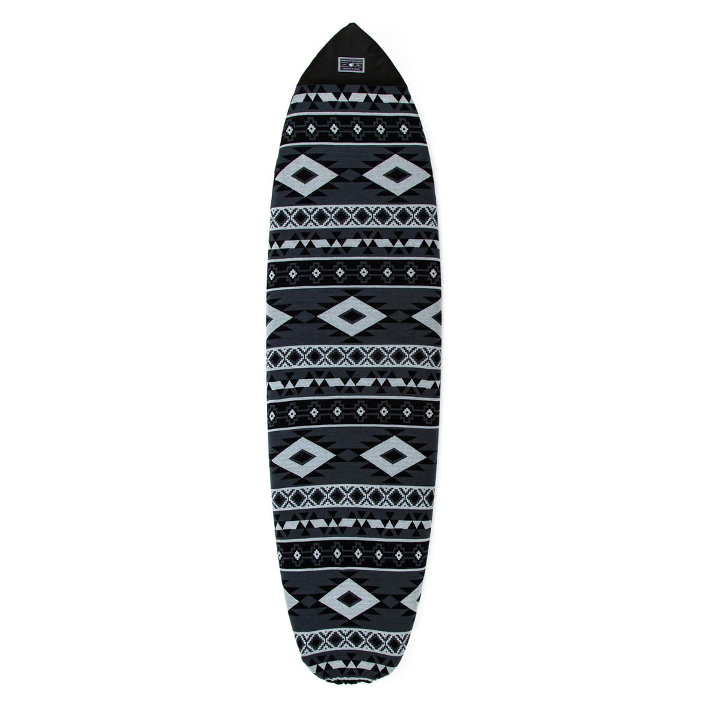 "Creatures - 6'3"" Fish Aztec Sox - Grey/Charcoal"