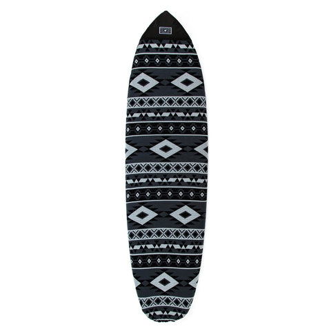 "Creatures - 6'7"" Fish Aztec Sox - Grey/Charcoal"
