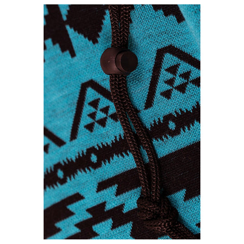 Creatures - 6'0 Fish Navajo Sox - Blue/Black