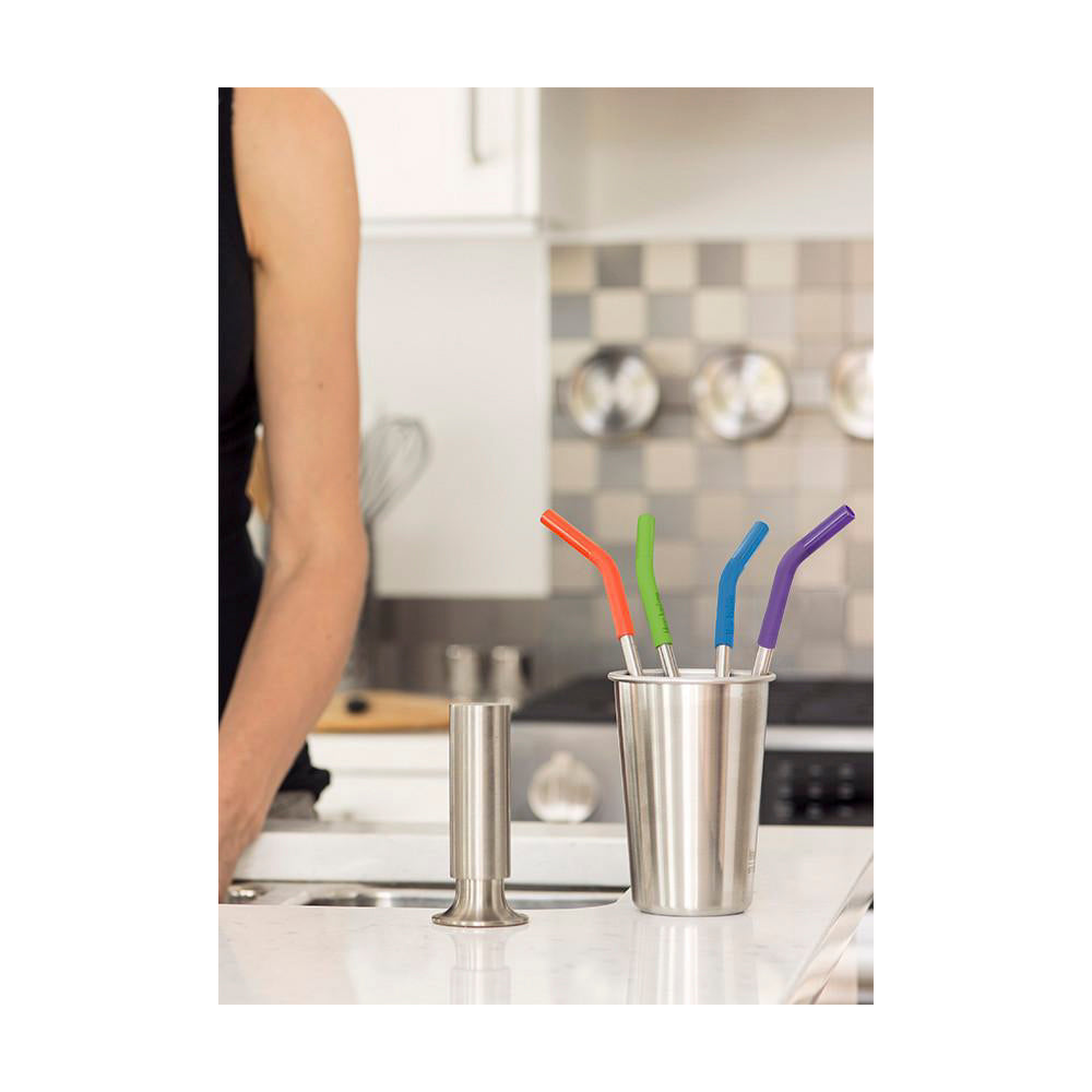 Klean Kanteen - 5 Piece Straw Set - Multi Color
