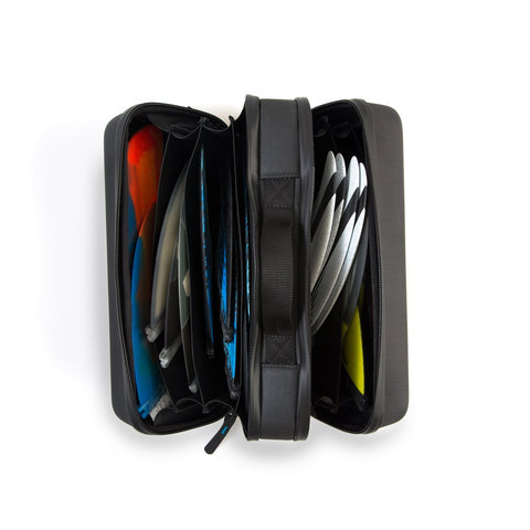 FCS - Fin Wallet (8 sets) - Black