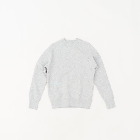 Mer Du Nord Sweat - Heather Grey