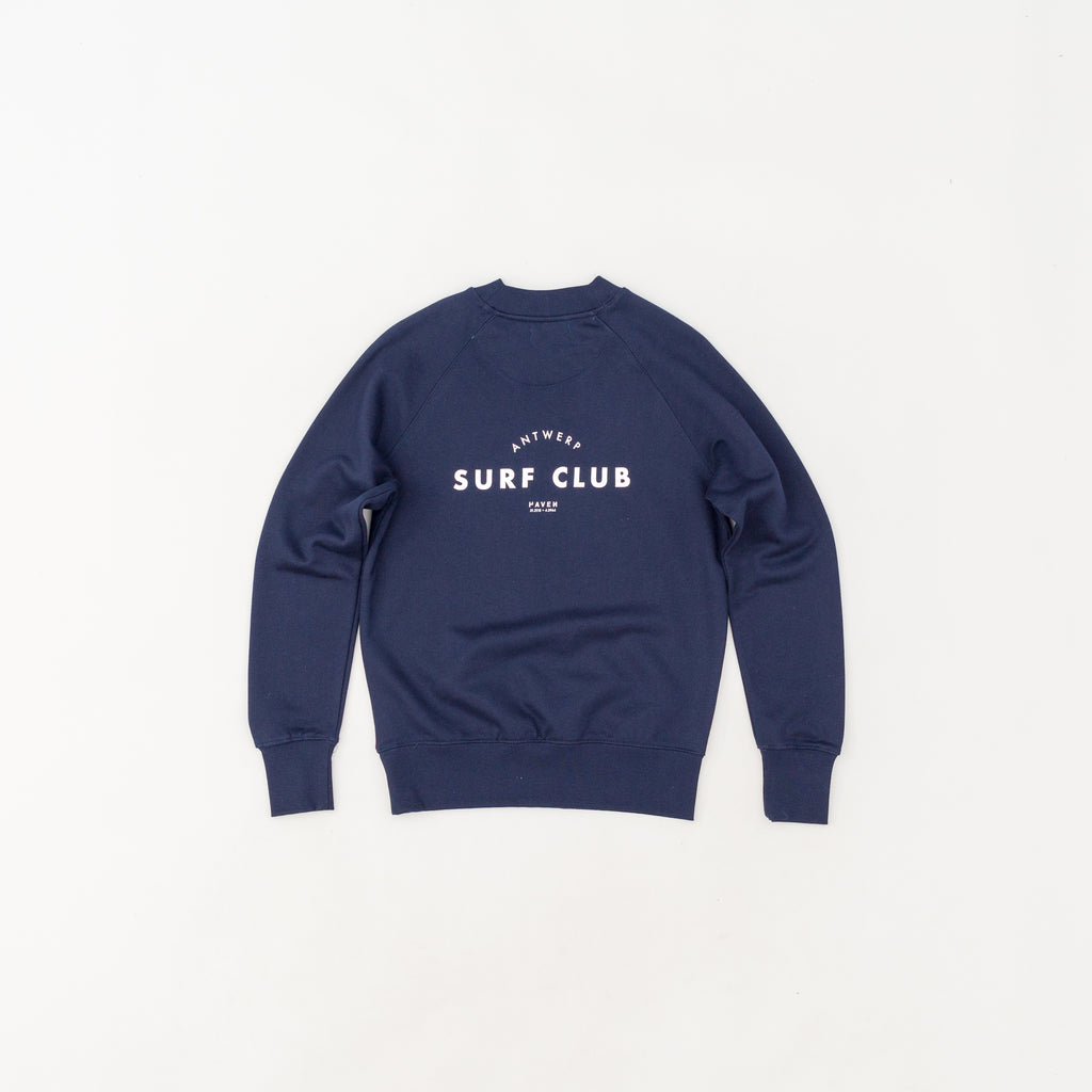 Antwerp Surf Club Sweat - Navy