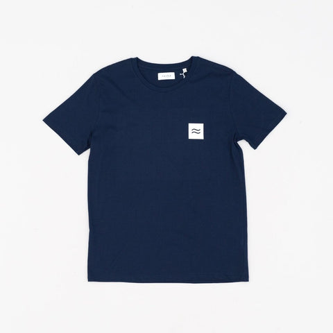 La Source Tee - Navy