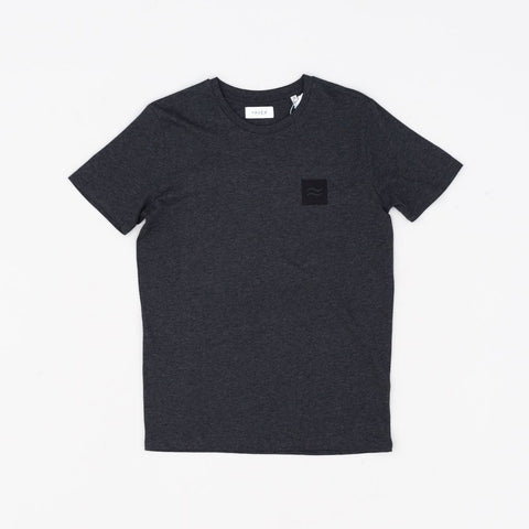 La Source Tee - Dark Heather Grey