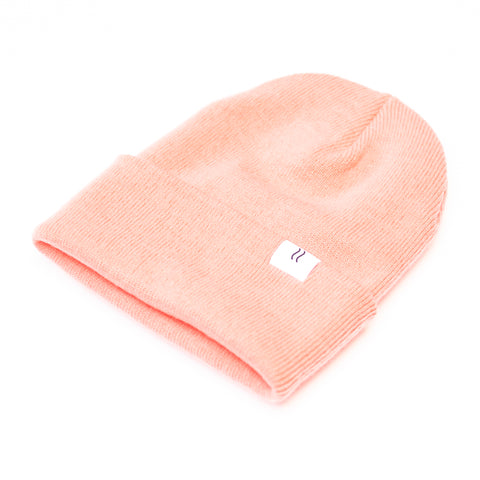 H A V E И Classic Waves Beanie - Pink