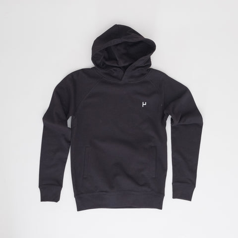 North Sea Slides Hoodie (unisex) - Black