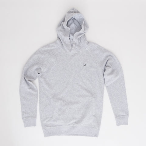 North Sea Slides Hoodie (unisex) - Heather Grey
