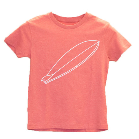 H A V E И - Rosie T-Shirt (kids) - Heather Red