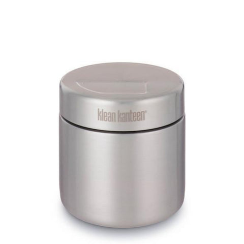 Klean Kanteen - 16oz Food Canister (w/Stainless Lid) - Brushed Stainless