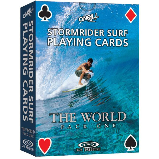 Low Pressure - The Stormrider Surf Playing Cards