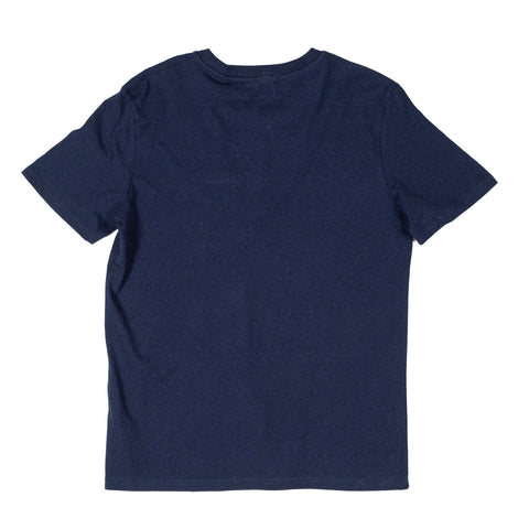 HAVEN - Northsea Tee - Black Heather Blue