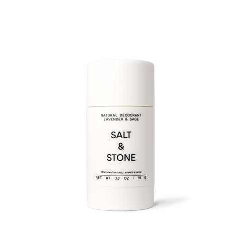 Salt and Stone - Natural Deodorant (94g) - Lavender/Sage