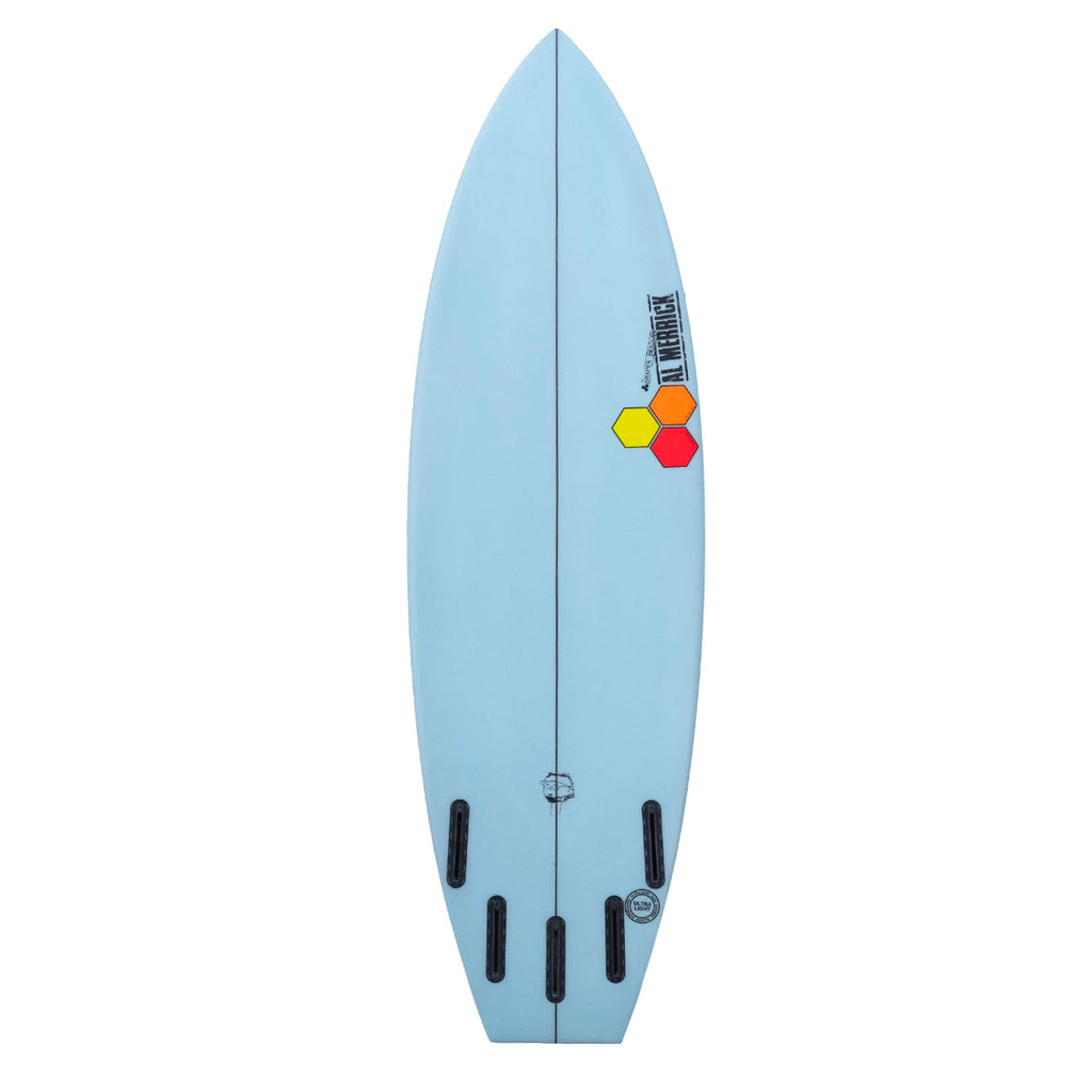 Channel Islands - Neck Beard 2 5'8 - Light Blue