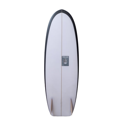 Ocean Racer 5'6 - White/Black