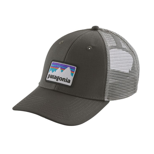 Shop Sticker Patch LoPro Trucker Hat - Forge Grey