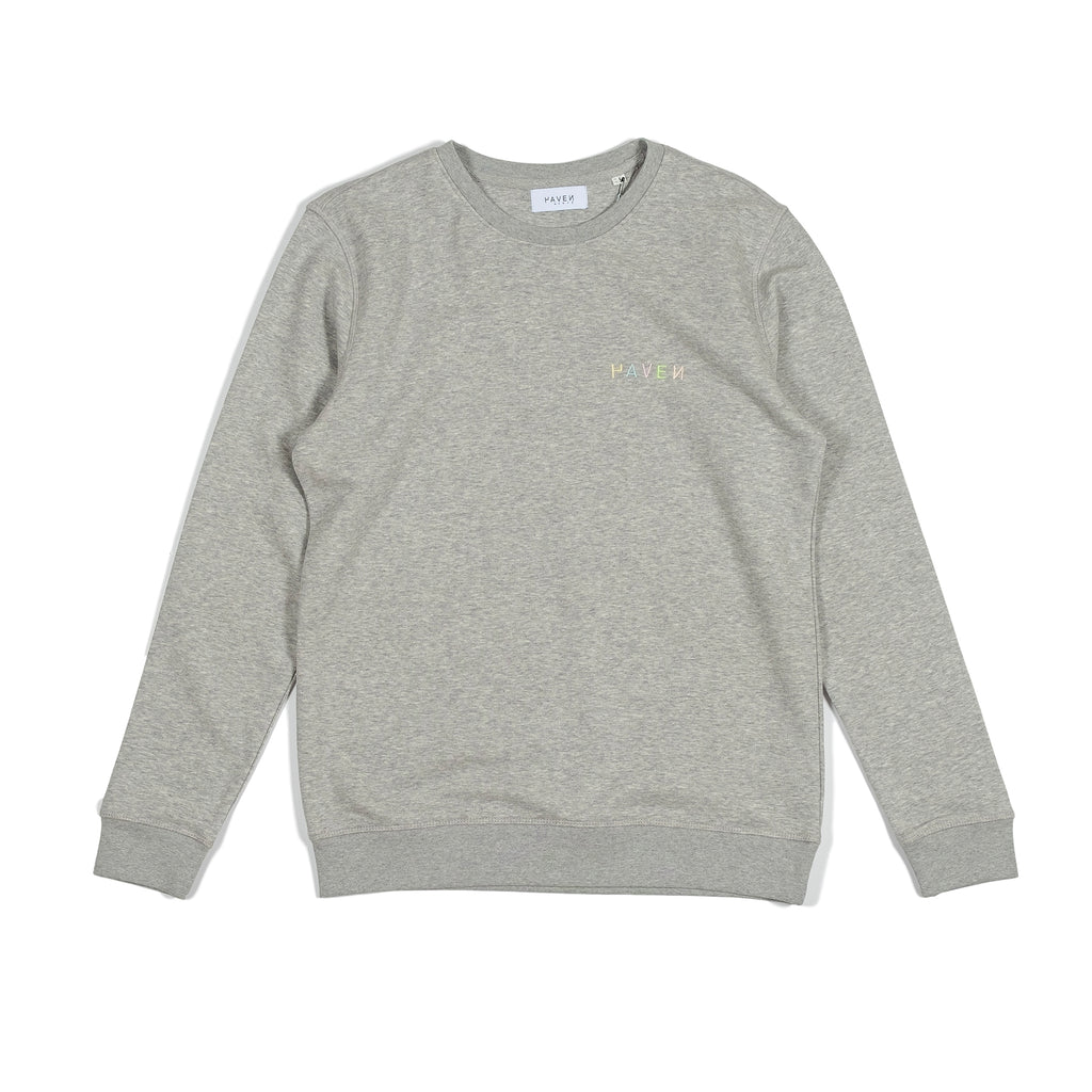 H A V E И - Northsea Sweat - Heather Grey