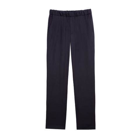HOMECORE - Sharp Loro Piana Pants - Navy