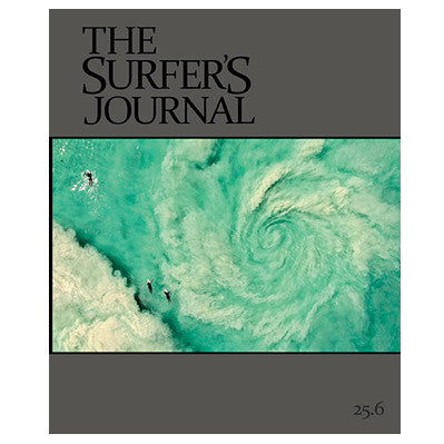 The Surfer's Journal - Issue #25.6