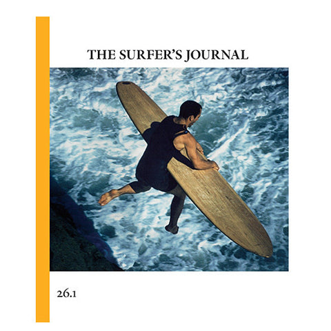 The Surfer's Journal - Issue #26.1
